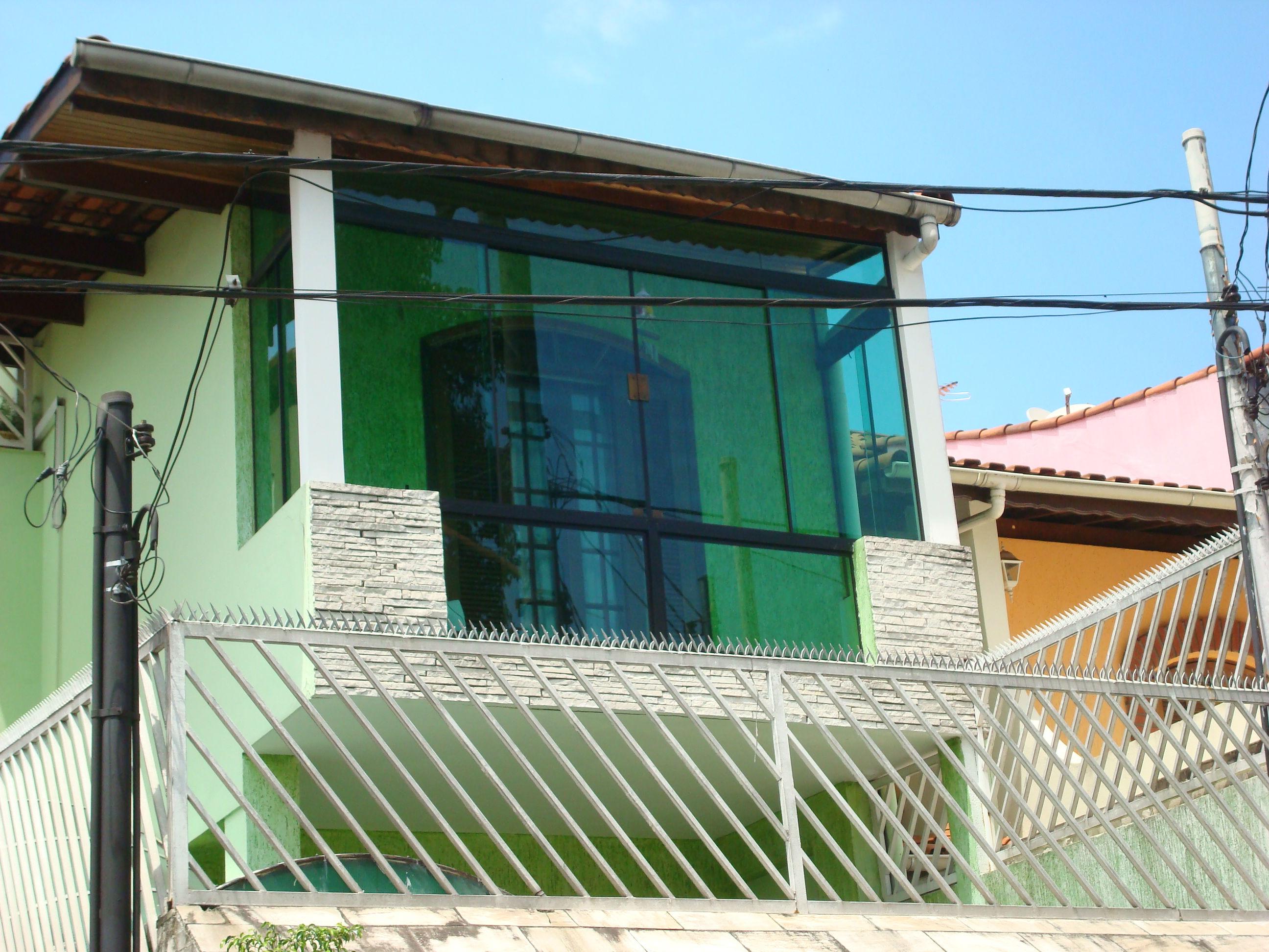 Imagens de #087BC3 29 de mar o de 2012 quinta sacada sacada em vidro verde 08mm 2592x1944 px 3552 Blindex Banheiro Df